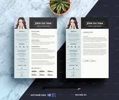 Newsletter Cover Letter Resume Cover Letter Big Bundle Cover Amp Resume