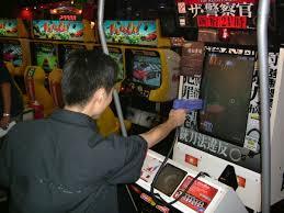 <b>Arcade game</b> - Wikipedia