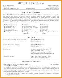 Curriculum Vitae Template Australia Medical Pharmacy Curriculum Vitae Template Fresh Resume New