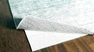rubber rug pad felt rubber rug pad natural home ideas quality and the original gorilla grip rubber rug pad square felt