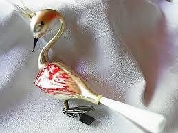 Weihnachtsschmuck Christbaumschmuck Bird Vogel Pfau Bunt