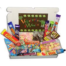 vegetarian sweets gift box