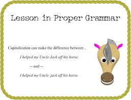 Grammar Tips Grammar Tips For Indie Authors The Writing Cooperative