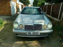 V8 AMG E55, W210, 1998 classic car, not m3 or m5 | in Romford ...