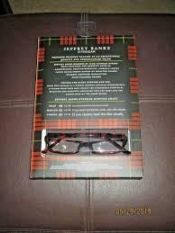 New Jeffrey Banks Magnifying Reading Glasses 1 50 Set Of 3 Pairs