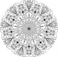 Mandala Kleurplaat Voor Volwassenen Fy96 Belbininfo