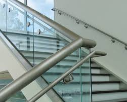 Handrails in Various Materials for Different Types of Staircase Design