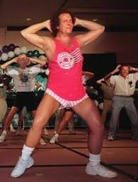 richard simmons 1980s. richard simmons was one of the first trainers to be on television and promote fitness. | senior project - personal trainer pinterest 1980s