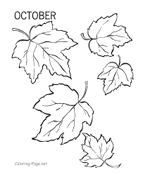 Small Picture October Coloring Pages To Print Fun for Halloween