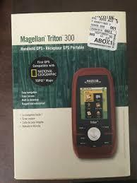 Magellan Triton 300 Handheld