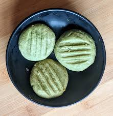 When i started looking at cooking with tea i came across an earl grey shortbread then a. Day 2 Matcha Shortbread My Personalitea