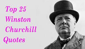 Famous Ww2 Quotes Winston Churchill