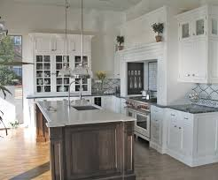 Concept Modern Traditional Kitchens Kitchen Cabinets Design Ideas Combination White Interior To