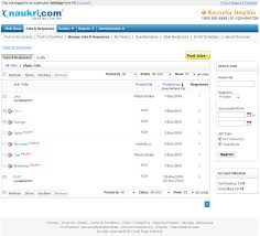 Naukri Com Free Resume Search Recruitment Software Application Management Online Job 84