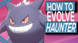 How To Evolve Haunter Into Gengar In Pokemon Sword Shield