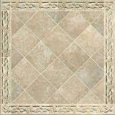 Decorative Travertine Tile Borders Hand Crafted Carved Travertine Tile Border by Artisan Fabricating 2