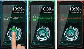 best fingerprint lock screen prank apps