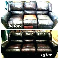 re leather couch color how to repair a leather couch how to repair ripped leather couch