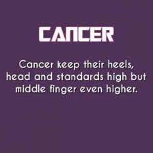 Cancer Zodiac Quotes
