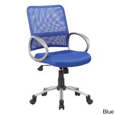 colored desk chairs. Blue Task Chair Office Chairs. Boss Adjustable Breatheable Mesh (option: Colored Desk Chairs E