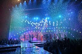 Christina Aguilera Celebrates Grand Opening Of Her New Las