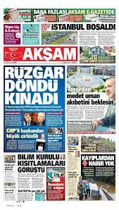 18 Temmuz Pazar 2021 Gazete manşetleri- CHP'li isimden bomba itiraf - Resim  1