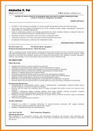 Operations Analyst Resume Sample Best Of Cover Letter Business
