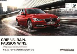 BMW 3 Series bmw 3 series advert : Video Ad: BMW promoting the new 3 Series xDrive