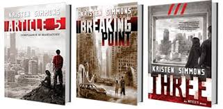 playlist for article 5 by kristen simmons version 1 book playlists playlists and books