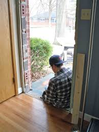 front door repairFront Doors  Diy How To Install A Peep Hole In Your Front Door