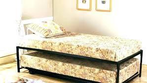 twin xl bed frame wood – insale.info