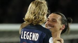 Visualizza altre idee su calcio, zlatan ibrahimovic, la galaxy. Zlatan Ibrahimovic Ist Der Zweitgrosste Angeber Des Sports Welt