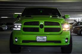2007 Dodge Ram 2500 Fog Light Bulb Size