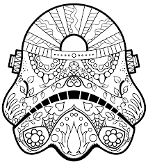 Stormtrooper Coloring Pages Getcoloringpagescom