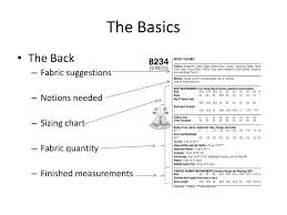 Pellon Interfacing Chart Sewing For Cosplay Beginners Ppt Download