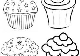cupcake drawing black and white.  White Cupcake Drawing At Getdrawings Best Of Clipart Black And White And U