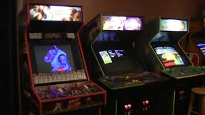 custom multi street fighter arcade machine hd youtube