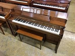 Baldwin Howard Spinet Piano – SOLD | Graves Piano Company