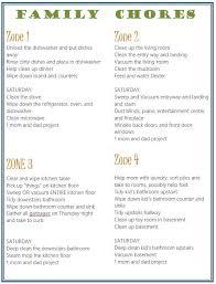 Imom Chore Chart Family Chore Charts Chore Charts And Chore Chart Template