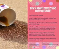 Remove the coffee stains out of carpet vacuum clean the stained sector to remove and clean of hard particles, bits, fluff, and dust leave you focusing only on the stains at hand. Calameo How To Remove Coffee Stains From Your Carpet