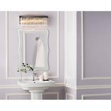 Wall Bathroom Faucet Kohler Kohlerar Artifacts Standard Bathroom Faucet Double Handle