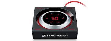 Купить внешнюю звуковую карту <b>sennheiser</b> gsx 1000 по цене от ...