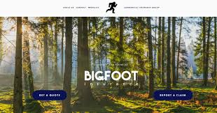Looking for an insurance agent near you? Introducing Bigfoot