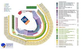 Citi Field Seating Chart 2019 Citi Field Concert Seating Map Field Wallpaper Hd 2018