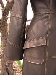 deerskin coats and vests