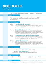 Functional Resume Template Logical Resume Mycvfactory