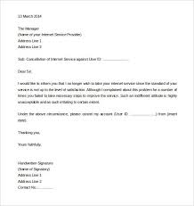 Firing Letter Service Termination Letter Templates Free Sample Example Format