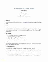 11 Awesome Cover Letter For Accounting Clerk With No Experience