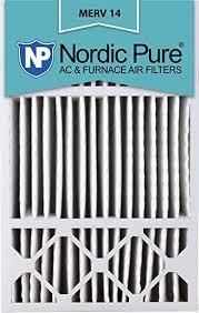 lennox carbon coated x6672 healthy climate merv 16 filter. 16x25x5 honeywell replacement merv 14 furnace air filter qty 4 lennox carbon coated x6672 healthy climate merv 16 u