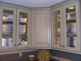 Kitchen Wall Corner Cabinet Kitchen Design Glass For Kitchen Cabinets Design Glass For